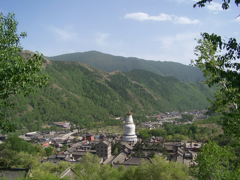 Wutaishan China  City pictures : Wutai Shan The First Among the Four Great Mountains
