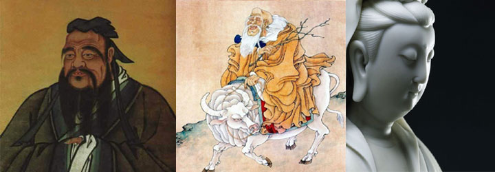 a comparison of taoism and confucianism in chinese culture Taoism, confucianism, chinese  the chinese culture is influenced by confucianism in today culture  - a comparison of chinese and latino cultures the way in .